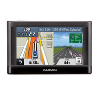 "Garmin nüvi 42 Fixed 4.3"" TFT Touchscreen 149.3g Black navigator"