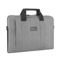 "Targus City Smart 15.6"" Briefcase Grey"
