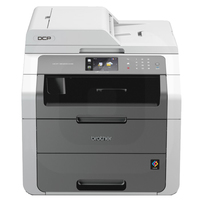 Brother DCP-9020CDW 2400 x 600DPI LED A4 18ppm Wifi multifonctionnel