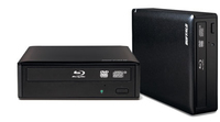 Buffalo BRXL-16U3 Blu-Ray RW Black optical disc drive