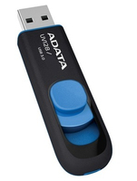 ADATA 64GB DashDrive UV128 64GB USB 3.0 (3.1 Gen 1) Type-A Zwart, Blauw USB flash drive