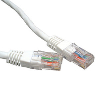 Add-On Computer Peripherals (ACP) CAT6A, 20ft. 6m Cat6a White networking cable