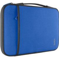 "Belkin B2B081-C01 11"" Sleeve case Blue notebook case"