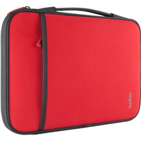 "Belkin B2B081-C02 11"" Sleeve case Red notebook case"