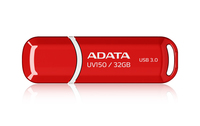 ADATA 32GB DashDrive UV150 32GB USB 3.0 (3.1 Gen 1) Type-A Rood USB flash drive