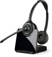 Plantronics CS520-XD Binaural Head-band Black headset