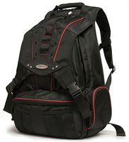 Mobile Edge MEBPP7 Nylon Black,Red backpack