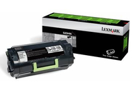 Lexmark 52D0X0N 45000pages Black laser toner & cartridge
