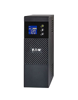 Eaton 5S Line-interactive 1000VA 10AC outlet(s) Tower Black uninterruptible power supply (UPS)