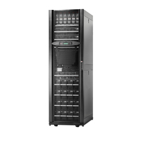 APC Symmetra PX All-In-One 48kW Scalable to 48kW, 400V 48000VA Black uninterruptible power supply (UPS)