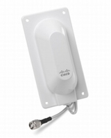 Cisco Wall mount indoor/outdoor antenna 2.4GHz, 5 Dbi RP-TNC 5dBi network antenna