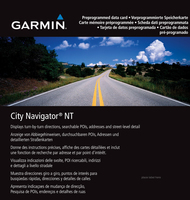 Garmin 010-11743-00 Navigation Software