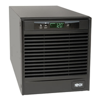 Tripp Lite SmartOnline, 3kVA Double-conversion (Online) 3000VA 9AC outlet(s) Tower Black uninterruptible power supply (UPS)