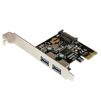 StarTech.com PEXUSB3S23 Internal USB 3.0 interface cards/adapter