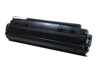 eReplacements CB436A-ER Cartridge Black laser toner & cartridge