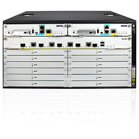 Hewlett Packard Enterprise MSR4080 Router Chassis wired router