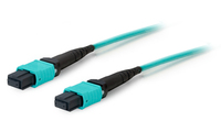 Add-On Computer Peripherals (ACP) 50m MPO/MPO 50m MPO/MTP MPO/MTP Blue fiber optic cable