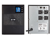 Eaton 5SC500 500VA 4AC outlet(s) Tower Black uninterruptible power supply (UPS)