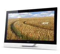 "Acer T272HUL bmidpcz 27"" 2560 x 1440pixels Black touch screen monitor"