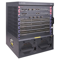 Hewlett Packard Enterprise 7506 Switch Chassis Configured to Order
