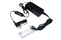 eReplacements ACU90-SB-S indoor 90W Black power adapter & inverter