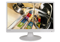 "Planar Systems PLL2210MW-WH 21.5"" Full HD LCD White computer monitor"
