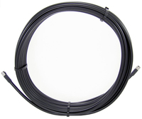 Cisco CAB-L400-20-TNC-N= 6m TNC Black coaxial cable