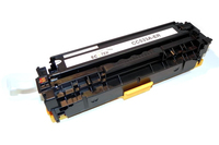 eReplacements CC533A-ER Magenta laser toner & cartridge