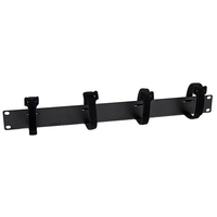 StarTech.com CMVELC1U Rack cable management panel rack accessory