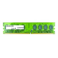 2-Power 2GB DDR2 DIMM 2GB DDR2 800MHz memory module