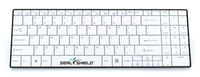 Seal Shield SSKSV099BT Bluetooth QWERTY US English White keyboard