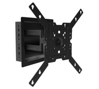 "Peerless IM746P 47"" Black flat panel wall mount"