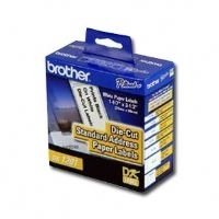 Brother DK-1201 White printer label