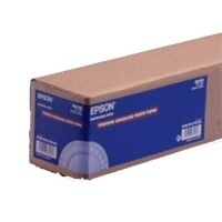 "Epson Premium Semigloss Photo Paper Roll, 44"" x 30,5 m, 160g/m²"