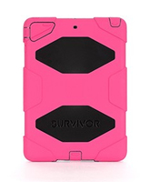 Griffin GB36402 Cover Black,Pink tablet case