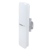 StarTech.com AP150WN1X1OD 150Mbit/s Power over Ethernet (PoE) White WLAN access point