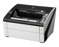 Fujitsu fi-6800 ADF + Manual feed scanner 600 x 600DPI A3 Zwart, Wit