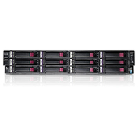 Hewlett Packard Enterprise LeftHand P4500 G2 Storage server Rack (2U) Ethernet LAN Black