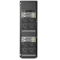 Hewlett Packard Enterprise StoreOnce 6500 120TB 120000GB Rack (42U) Black disk array