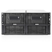 Hewlett Packard Enterprise D6000 140000GB Rack (5U) Aluminium,Black disk array