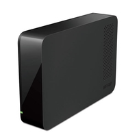Buffalo 4TB DriveStation 4000GB Black external hard drive