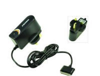 2-Power DMAC03-UK Indoor Black mobile device charger