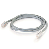 C2G Cat5E, 7ft, 50pk 2.13m Cat5e Grey networking cable