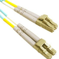 C2G 2m 10Gb LC/LC Duplex 50/125 Multimode Fiber Patch Cable 2m fiber optic cable