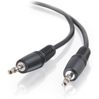 C2G 12ft 3.5mm Stereo Audio Cable M/M 3.6m 3.5mm 3.5mm Black audio cable