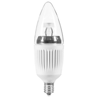 Verbatim 97799 4W E12 Warm white LED lamp