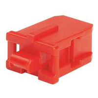 Panduit PSL-SCBD Red 10pcs cable boot
