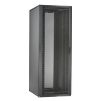 Panduit N8512B Freestanding Black rack