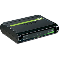 Trendnet 5-Port Gigabit GREENnet Switch Unmanaged Black