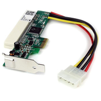 StarTech.com PEX1PCI1 PCI 32-bit interface cards/adapter